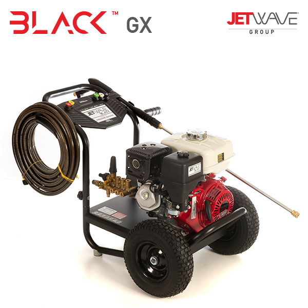 Black GX – Cold Water – Petrol – 4000PSI – 13.5LPM – 3400RPM