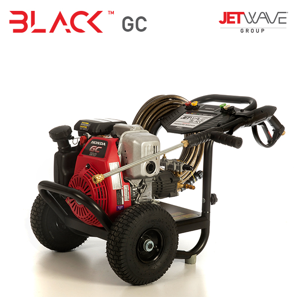 Black GC – Petrol – Cold Water – 3300 PSI – 9.1LPM – 3400 RPM